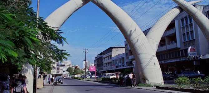 Mombasa Haller Park Tour