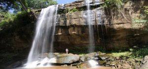 Shimba Hills Sheldrick Falls