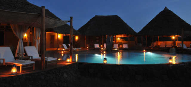 Severin Safari Camp Tsavo West